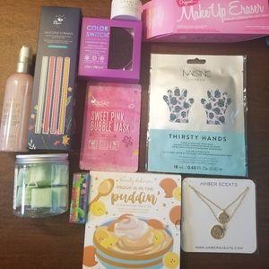 Bundle of stuff from fitfabfun